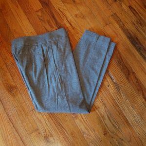 LOFT grey Slacks